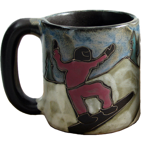 Snow boarders Mara Mugs 510 G4