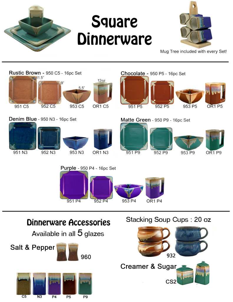Dinnerware & Accessories (Only) Brochure - Page 3